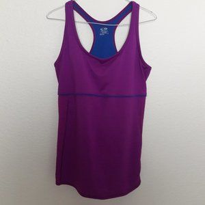 Champion Fitted Racerback Tank Top XXL Active